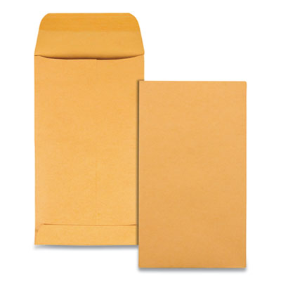 Quality Park™ Kraft Coin and Small Parts Envelope