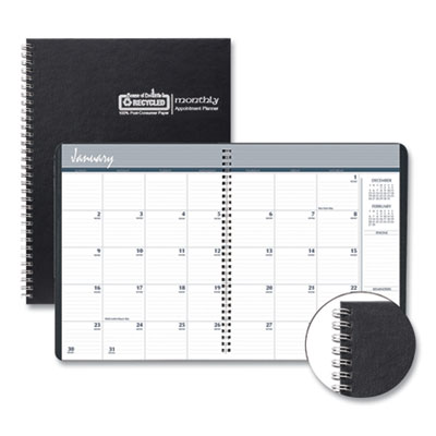 House of Doolittle™ Monthly Hard Cover Planner