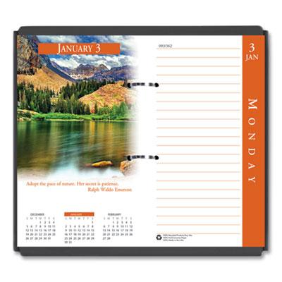 House of Doolittle(TM) Earthscapes(TM) Desk Calendar Refill