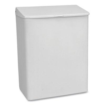 SANISAC DISPOSAL 25033000 WALL MOUNT PLASTIC WHITE
