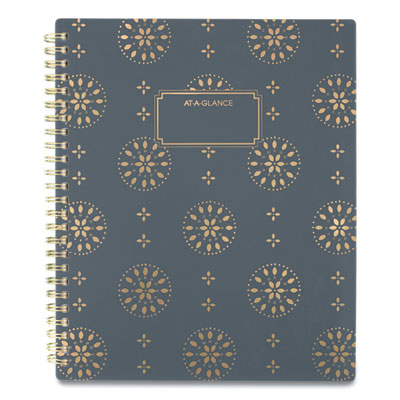 AT-A-GLANCE® Badge Medallion Weekly/Monthly Planner