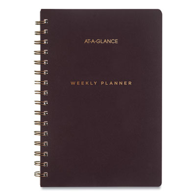 AT-A-GLANCE® Signature Lite Weekly/Monthly Planner
