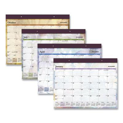 AT-A-GLANCE® Dreams Desk Pad Calendar
