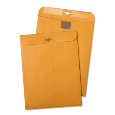 Quality Park(TM) Postage Saving ClearClasp® Kraft Envelope