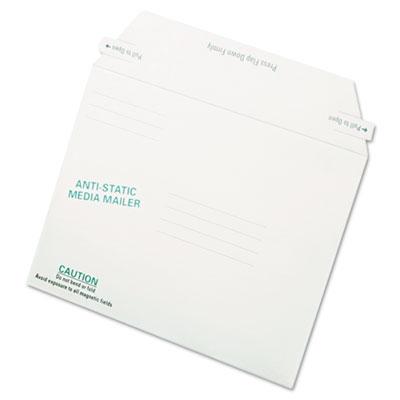 Quality Park™ Antistatic Fiberboard Disk CD/DVD Mailer