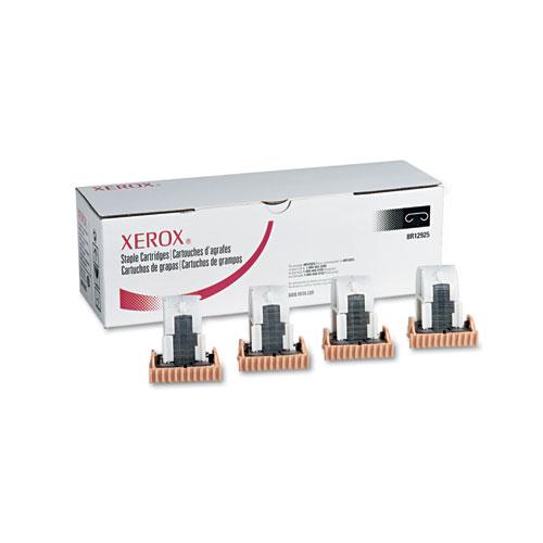 Finisher Staples for Xerox Phaser 7760, 4 Cartridges, 20,000 Staples/Pack