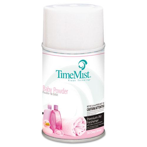 Premium Metered Air Freshener Refill, Baby Powder, 5.3 oz Aerosol