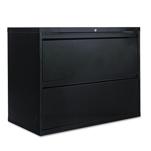 Alelf3629bl alerar two drawer lateral file cabinet zuma for Kitchen cabinets lowes with reflective letter stickers