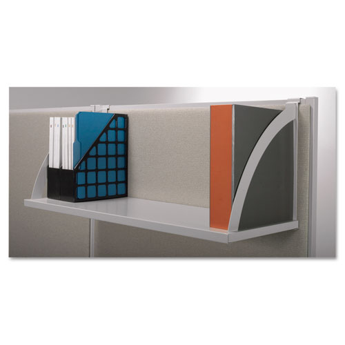 Lumicor Partition Panel System : Discover versé steel hanging shelf and other partition