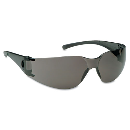 Element Safety Glasses, Black Frame, Smoke Lens