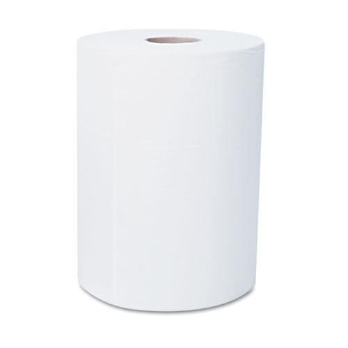 "Scott® Control Slimroll Towels, Absorbency Pockets, 8"" x 580ft, White, 6 Rolls/Carton"