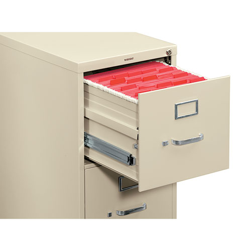 210 Series Five Drawer Full Suspension File Legal 28 1