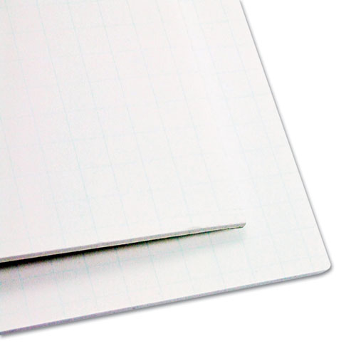 Guide line paper laminated polystyrene foam display board