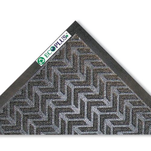 EcoPlus Mat, 35 x 59, Charcoal