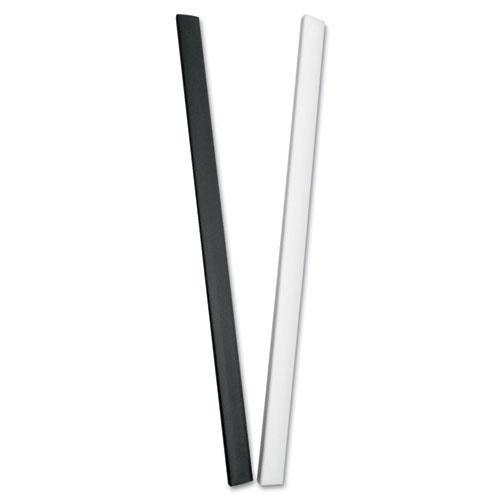 C-Line® Slide 'N Grip Binding Bars, Black, 11 x 1/2, 100/Box