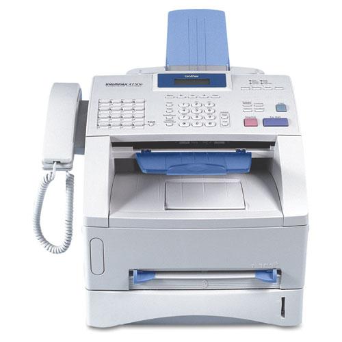 IntelliFAX 4750e Business Class Laser Fax Machine Copy Fax Print