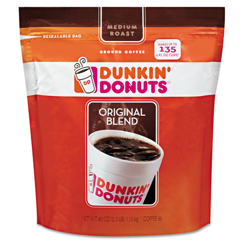 Dunkin Donuts® Original Blend Coffee, Dunkin Original, 20 oz