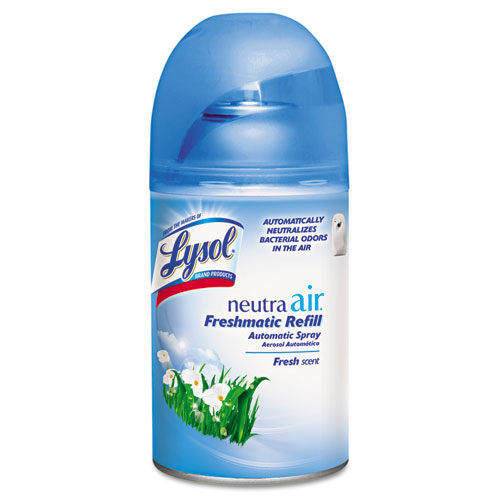 LYSOL® NEUTRA AIR® FRESHMATIC® Spray Dispenser Refill, Fresh Scent, 5.89 oz Aerosol