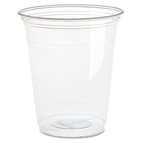 Dart® Ultra Clear Cups, Squat, 16 oz, PET, 50/Bag, 1000/Carton