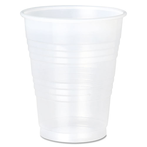 Conex Galaxy Polystyrene Plastic Cold Cups, 10oz, 500/Carton Y10PFTPKCT