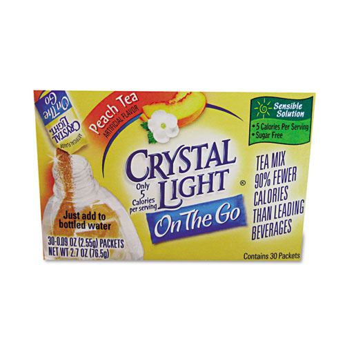Cry79700 Crystal Light Flavored Drink Mix Zuma