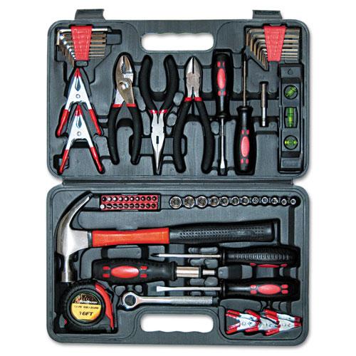 72-Piece Tool Set | by Plexsupply