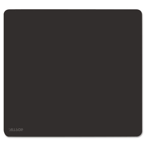 Accutrack Slimline Mouse Pad, X-Large, Graphite, 12 1/3 x 11 1/2