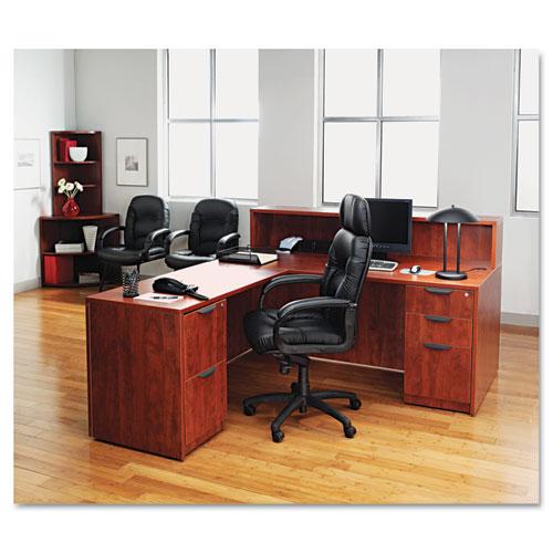 New  Alera ALEVA21 Valencia StraightFront Shell Desk Office Furniture