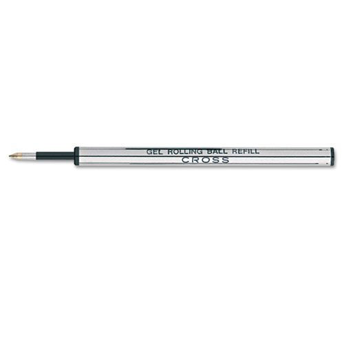 Cross® Refills for Selectip Gel Roller Ball Pen, Medium, Blue Ink