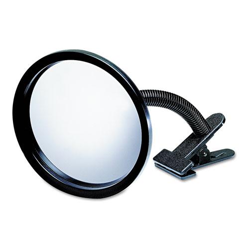 Portable Convex Security Mirror, 10 Diameter