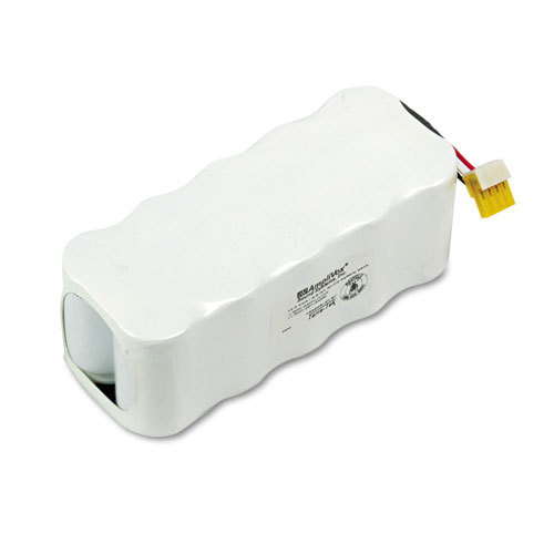 Rechargeable NiCad Battery Pack, Requires AC Adapter/Battery Recharger