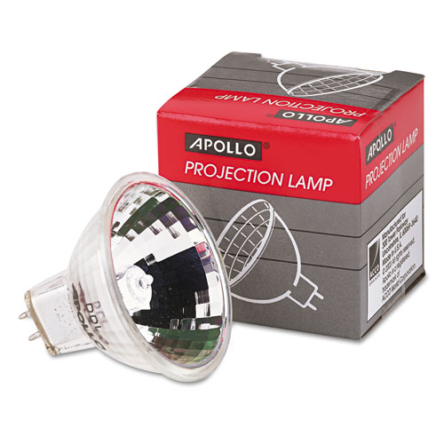 Apollo® 360 Watt Overhead Projector Lamp, 82 Volt, 99% Quartz Glass