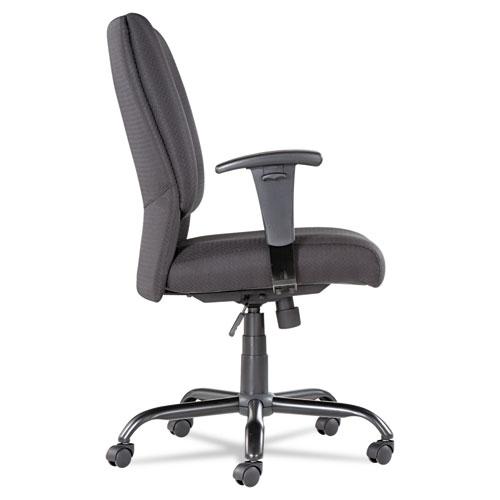 Oifbt4510 Oif Big And Tall Swivel Tilt Mid Back Chair Zuma