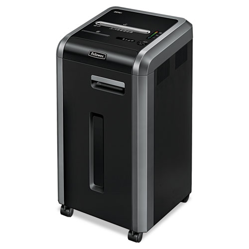 Powershred 225Ci 100 Jam Proof Cross-Cut Shredder, 22 Manual Sheet Capacity