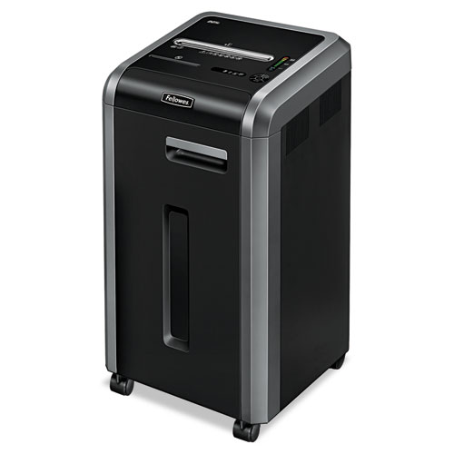 Powershred 225i 100% Jam Proof Strip-Cut Shredder, 22 Manual Sheet Capacity | by Plexsupply