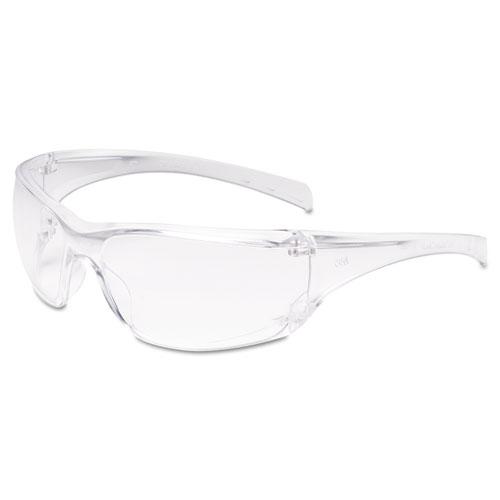Virtua AP Protective Eyewear, Clear Frame and Anti-Fog Lens, 20/Carton | by Plexsupply
