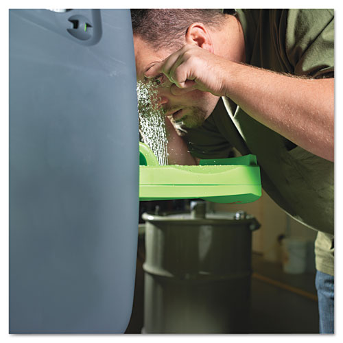 Honeywell Fendall 2000 Portable Eye Wash Station, 15 1/2 x 34 3/4 x 17 1/2, 6.87 gal