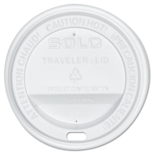 Solo Cup Hot Cup Traveler Lids oftl310007