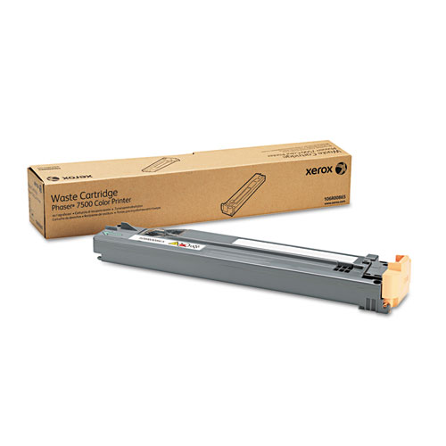 Xerox - waste toner cartridge for xerox phaser 7500, 20k page yield, sold as 1 ea