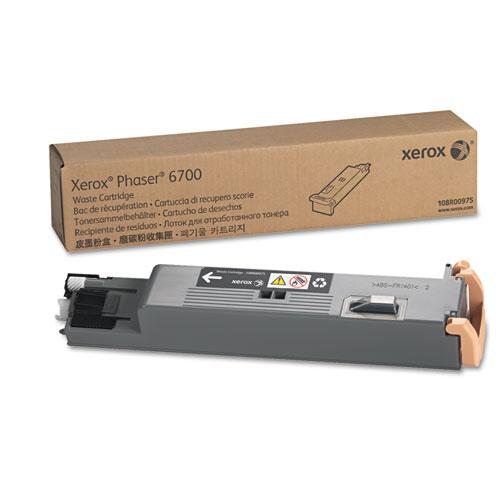 108R00975 Waste Toner Cartridge, 25000 Page-Yield