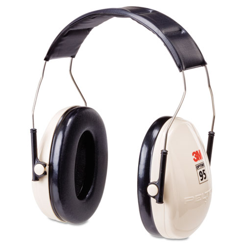 PELTOR OPTIME 95 Low-Profile Folding Ear Muff H6f/V | by Plexsupply