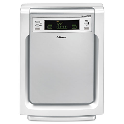 Air Purifier with PlasmaTRUE Technology, 300 sq ft Room Capacity, White 9270101