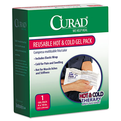 Reusable Hot  Cold Pack, w/Protective Cover