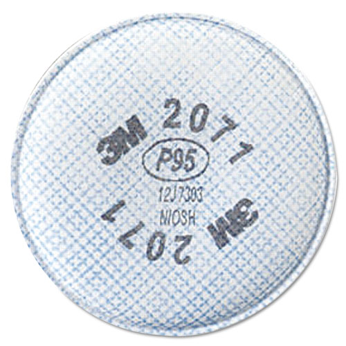 2000 Series P95 Particulate Filter, 2/Pack 54356