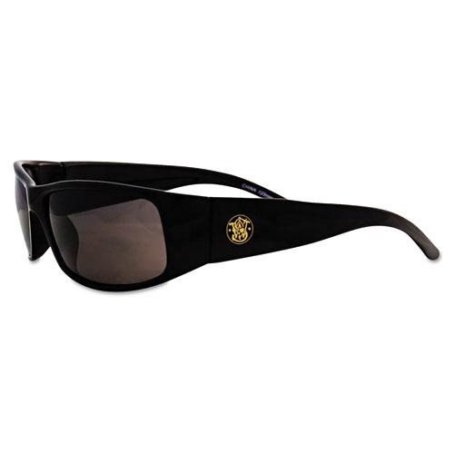 Smith & Wesson® Elite Safety Eyewear, Black Frame, Clear Anti-Fog Lens