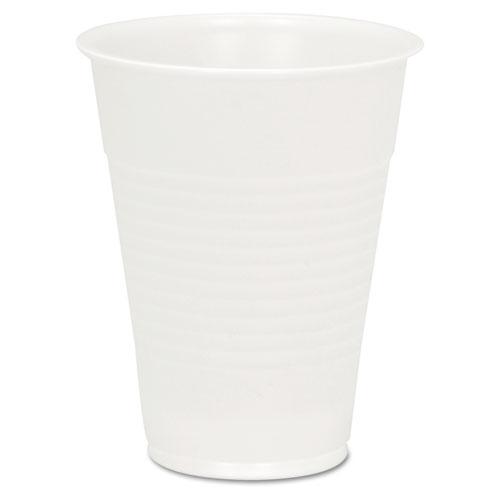 Clear Plastic PETE Cups, 10 oz., 45/Bag YP10C