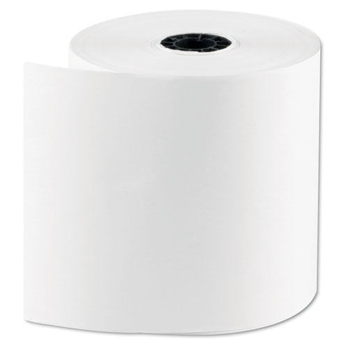 "RegistRolls Point-of-Sale Rolls, 3"" x 165 ft, White, 30/Carton 