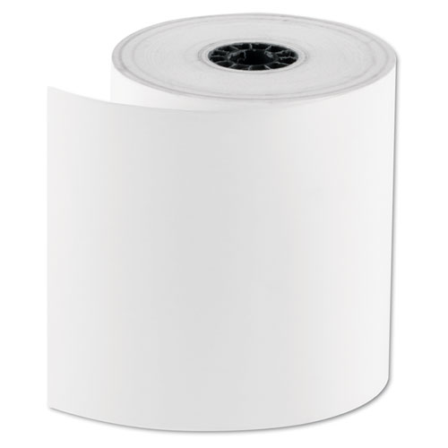 "RegistRolls Thermal Point-of-Sale Rolls, 3.13"" x 200 ft, White, 30/Carton 