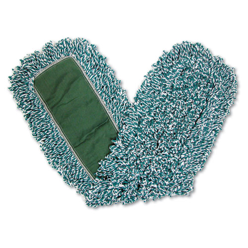 Rubbermaid® Commercial Dust Mop Heads, 24 in., Looped End, Microfiber