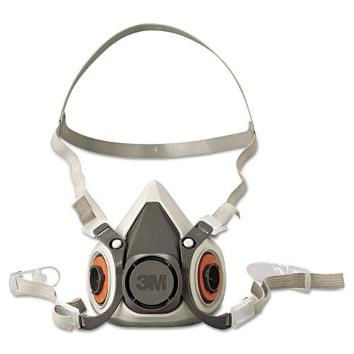 Half Facepiece Respirator 6000 Series, Reusable, Small 6100